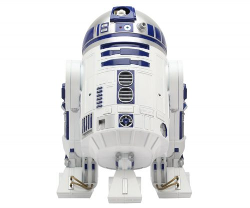Imperial Toy R2-D2 Bubble Machine