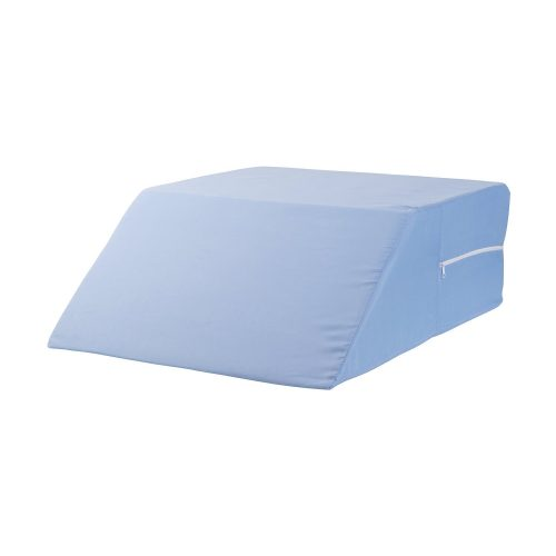 InteVision Ortho Bed Wedge with High Quality, Removable Cover (Size 8 x 21 x 24 Color Ivory)