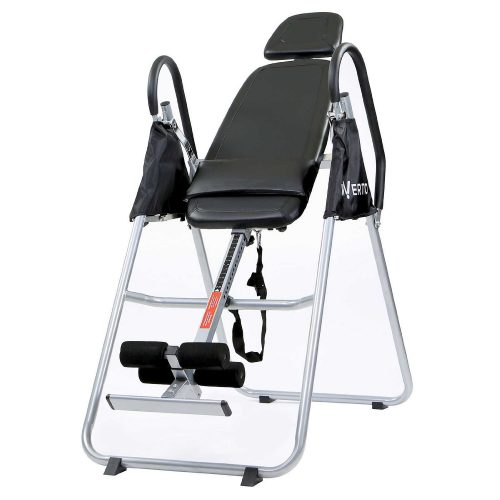 Invertio Premium Folding Inversion Table w Padded Backrest