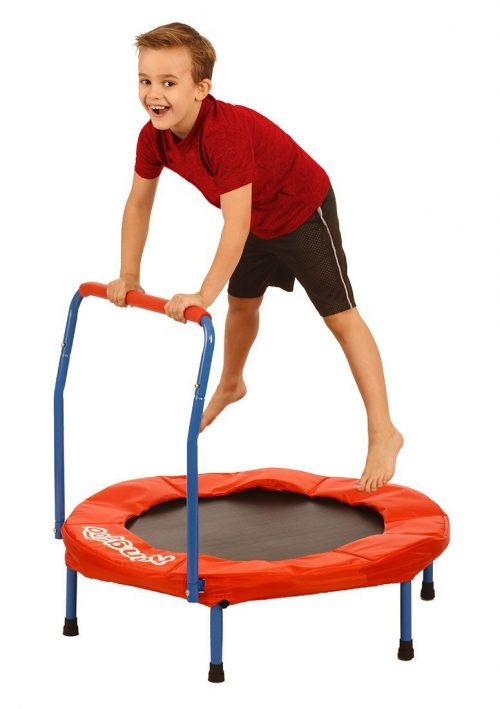 Kangaroo's 36 Kids Trampoline, Indoor Trampoline For Kids