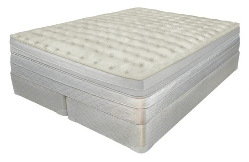 King 15 Inch Innomax Medallion Air-Bed Set with Foundation