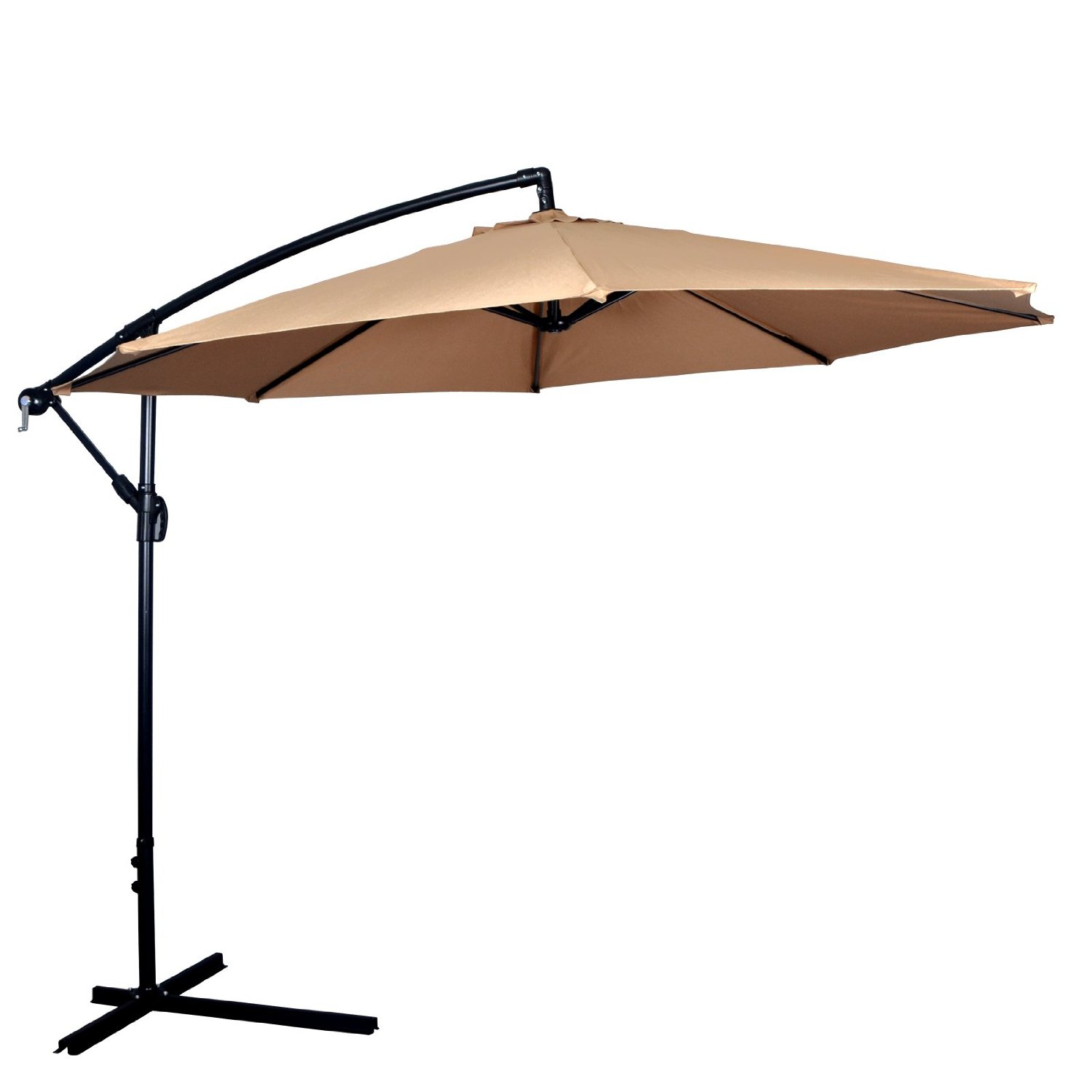 Top 10 best offset umbrella reviews perfect 2018 guide for Best outdoor umbrellas reviews