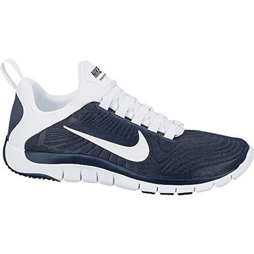 Nike Free Trainer 5.0 TB Men's Training Shoes - Navy White