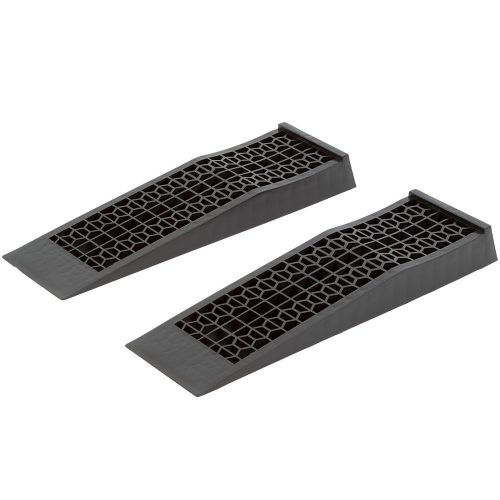 Pair of Plastic 4,400lb. capacity Mini Car Ramps