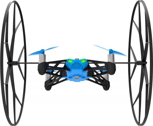 Parrot MiniDrone Rolling Spider - Blue