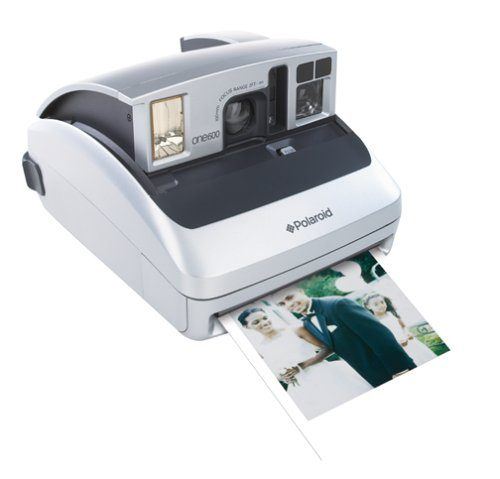 Polaroid One 600 Ultra Instant Film Camera (Discontinued by Manufacturer)
