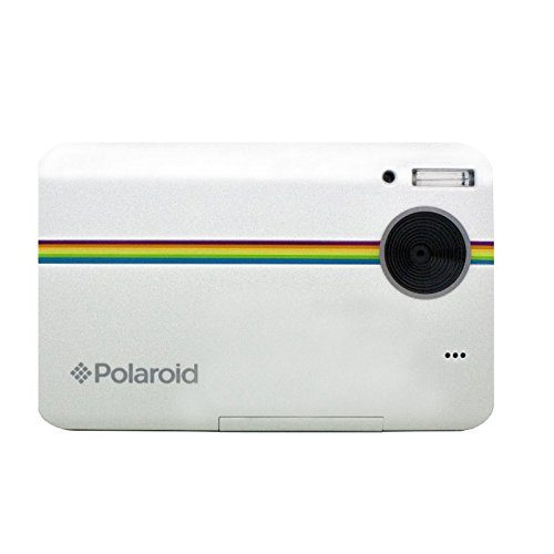Polaroid Z2300 10MP Digital Instant Print Camera (White)