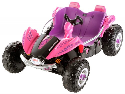 Power Wheels Camo Dune Racer, Pink