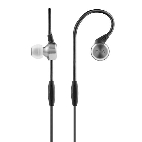 RHA MA750 Noise Isolating Premium In-Ear Headphone- 3 Year Warranty