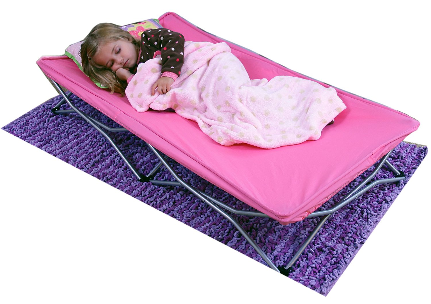 Regalo My Cot Portable Toddler Bed 48 X 26 9 In