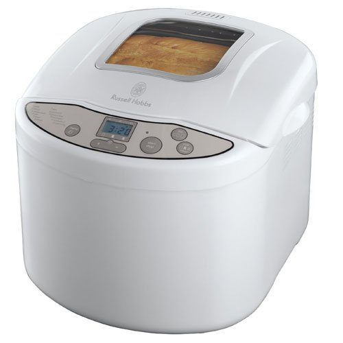 Russell Hobbs 18036 Breadmaker with Fast-Bake Function - White