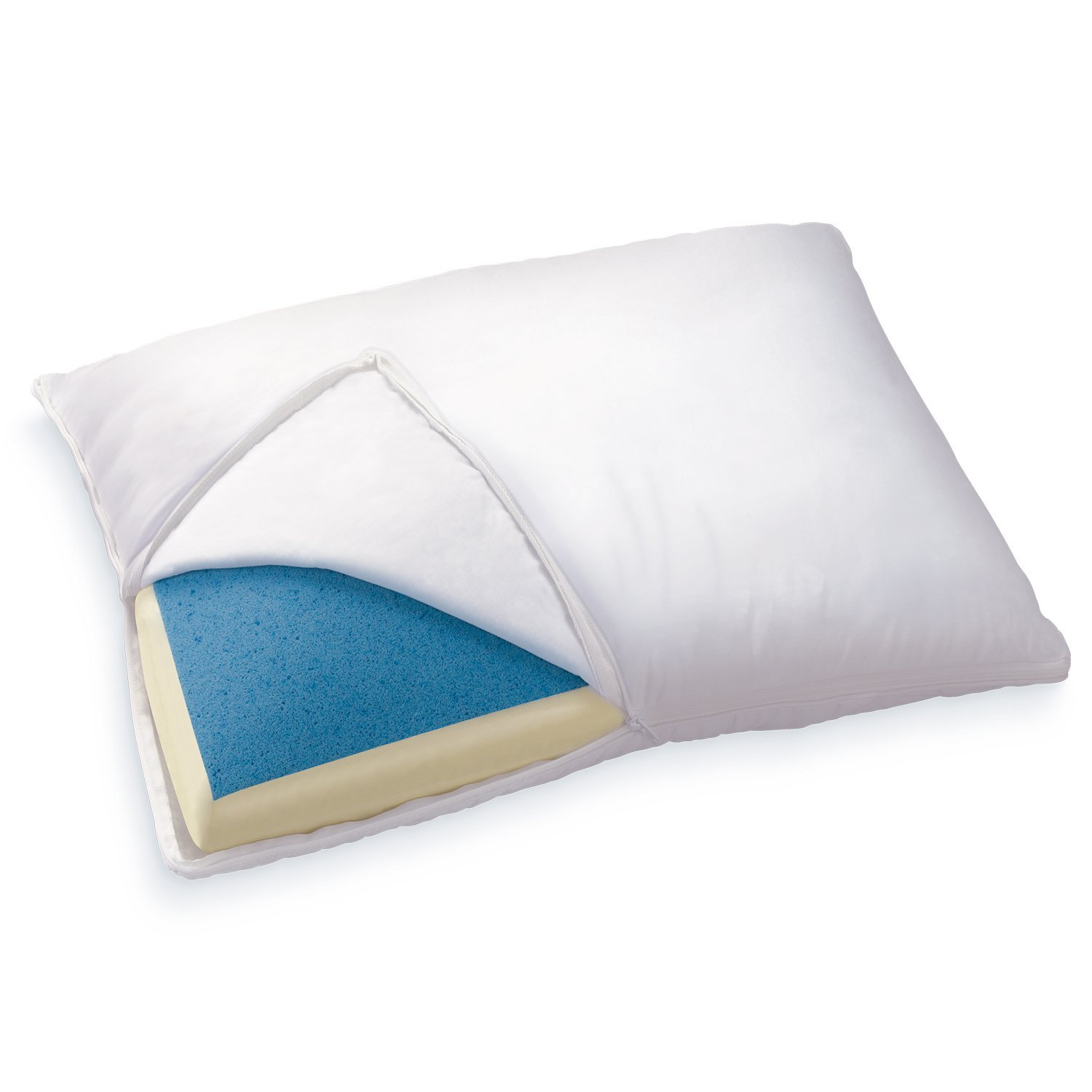 10 Best Cooling Pillow Reviews [Sleep fortably in 2017]