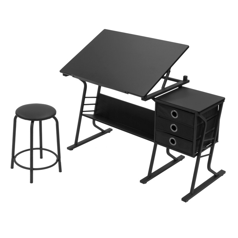 35 5 W X 23 D 8 Check Price Craftmaster Deluxe Drafting Table