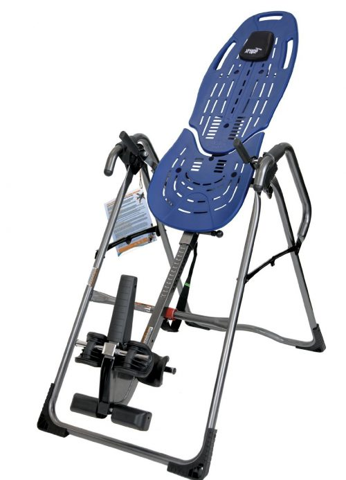 Teeter Hang Ups EP 960 Inversion Table with Back Pain Relief DVD