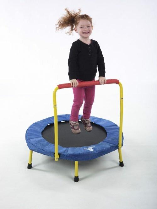 The Original Toy Company Fold & Go Trampoline (TM)