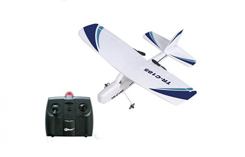 Top Race Cessna C185-Electric 2 Channel Infrared (RTF) RC Planes