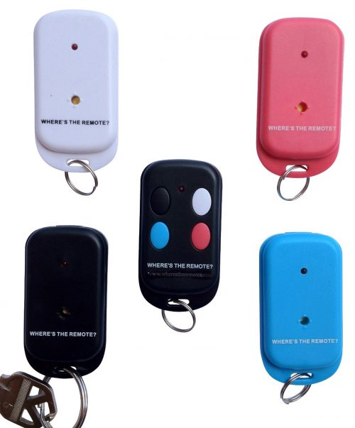Where's the Remote Key Finder Wireless item keyfinder RF locator, Remote Control, Pet, Cell
