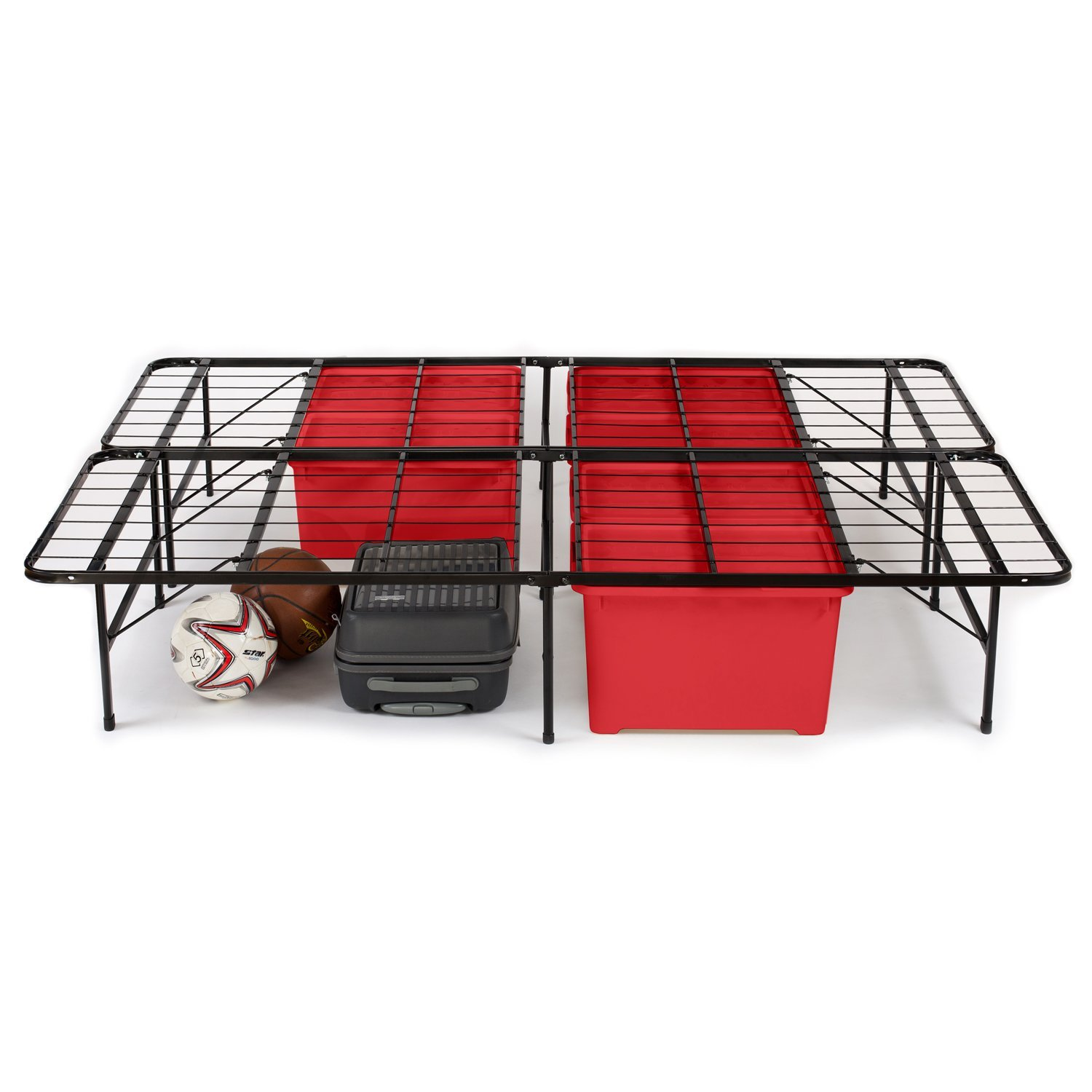 product vesta today platform champagne overstock metal garden free home shipping bed