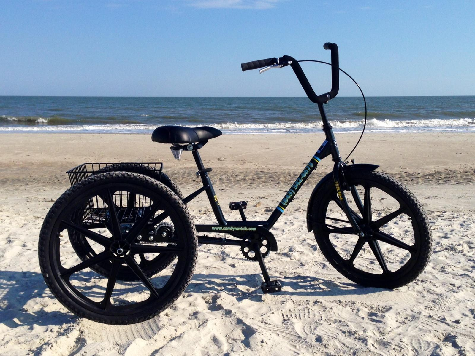 ratings Adult trike