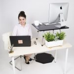 best height adjustable standing desk