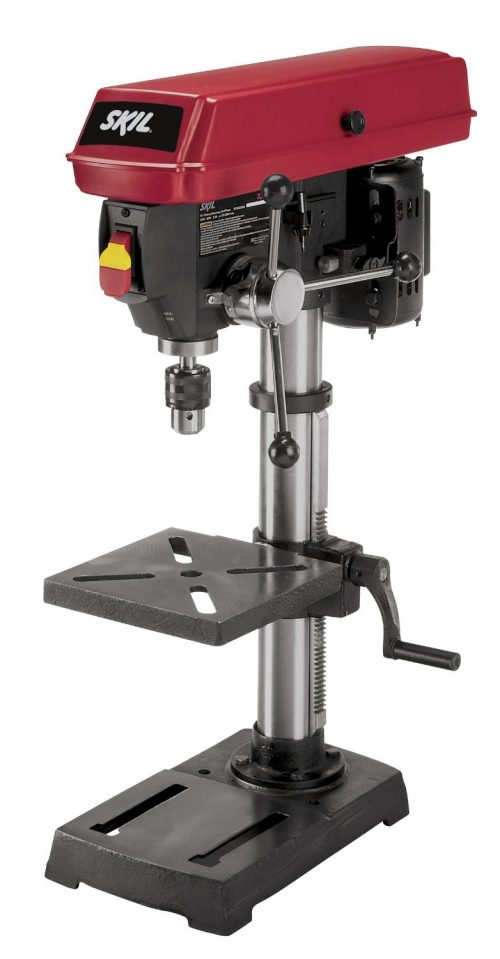 71S6oT4-8HL._SL1500_SKIL 3320-01 3.2 Amp 10-Inch Drill Press