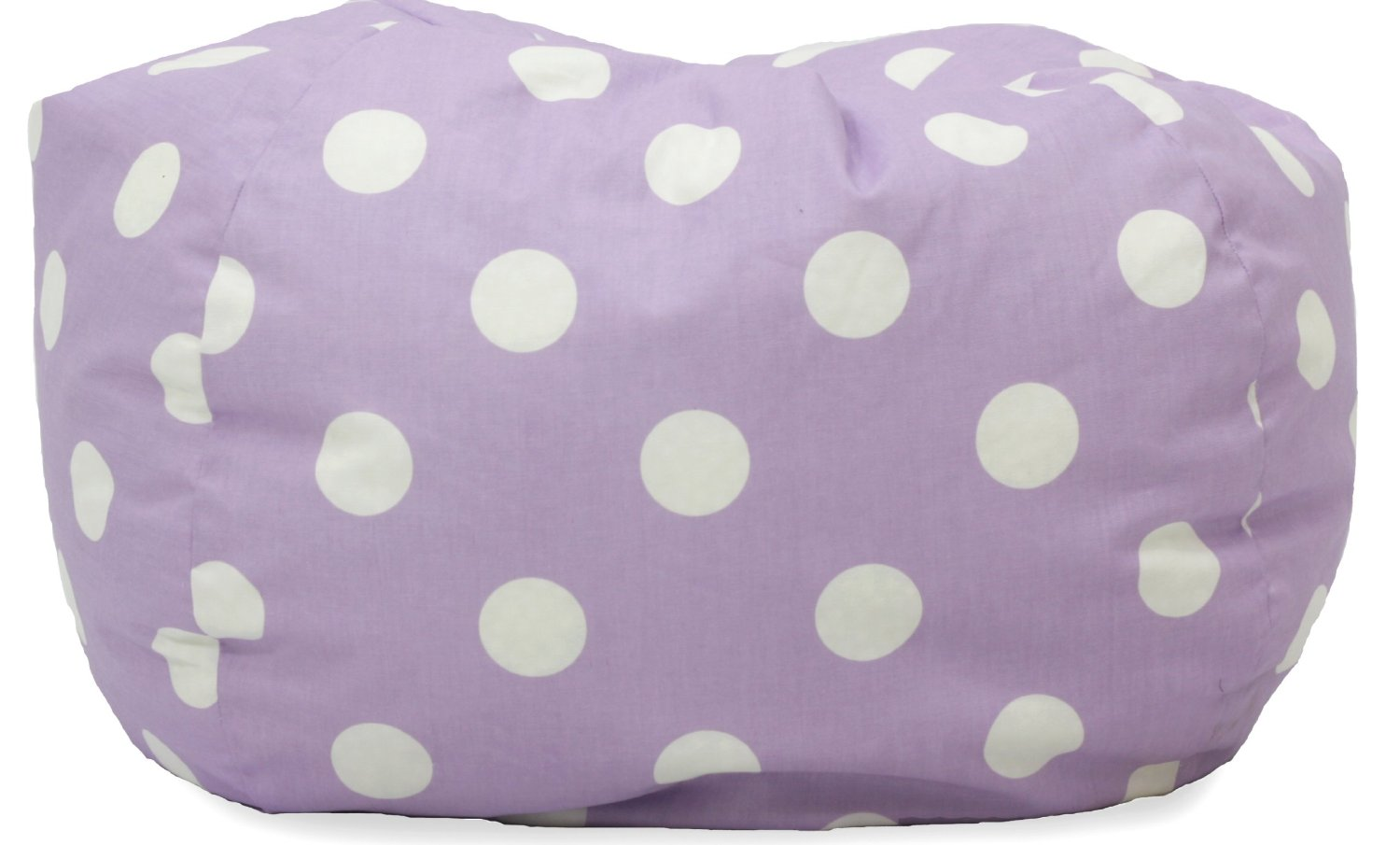 Big Joe Classic (Lavender Polka Dot) Bean Bag Chair For Kids ...