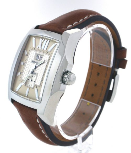 Breitling BENTLEY FLYING B NO.3 swiss-automatic silver mens Watch A1636212/G638