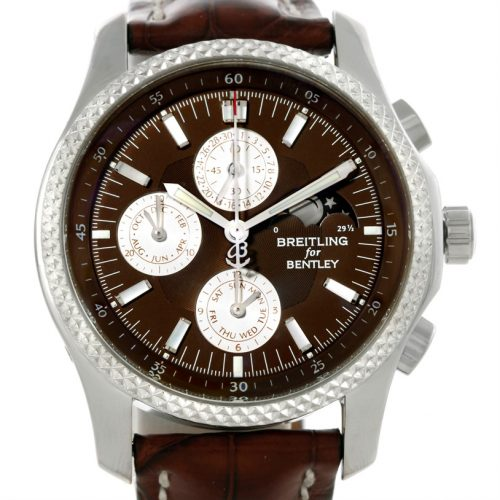 Breitling BENTLEY MARK VI COMPLICATIONS 19 swiss-automatic brown mens Watch