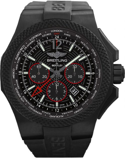 Breitling Bentley GMT Light Body VB043222 BD69-222S