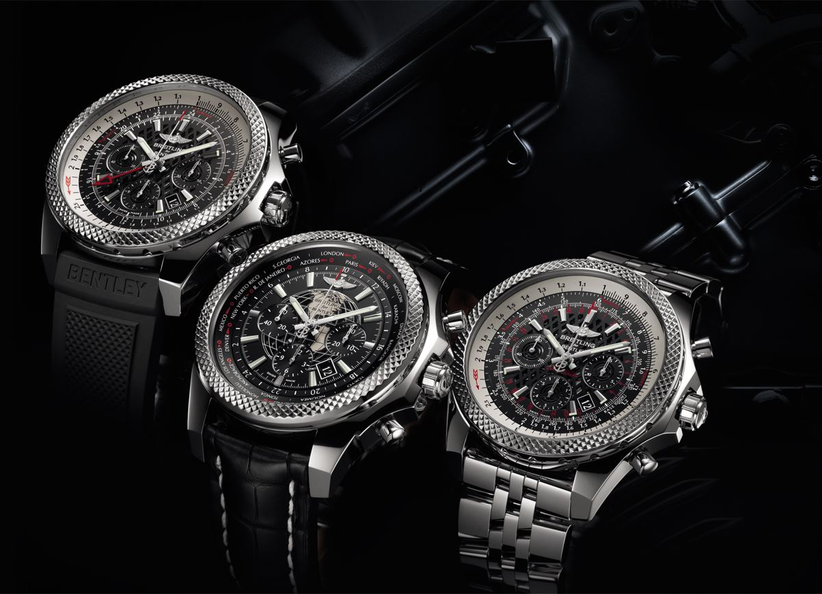 Top 10 Best Breitling Bentley Watches 2019 Reviews