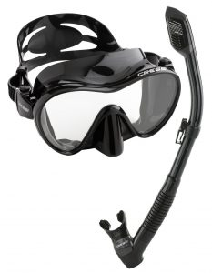 Cressi Scuba Diving Snorkeling/Freediving Mask