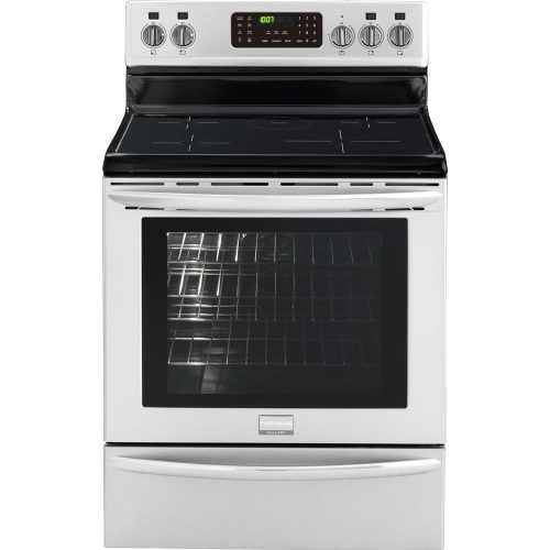 Frigidaire FGIF3061NF Gallery 30 Stainless Steel Electric Induction Range - Convection