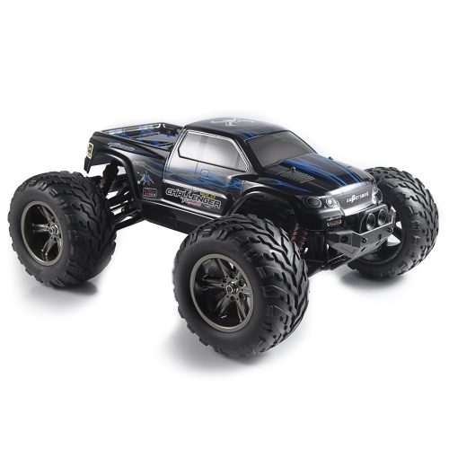 Hosim 1.12 Scale Electric RC Car Offroad 2.4Ghz 2WD High Speed 33+MPH Remote Controlled Car