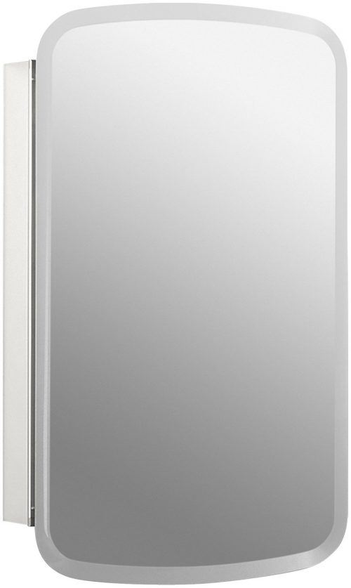 KOHLER K-CB-CLC2031BAN Single Door 20-Inch by 31-Inch by 5-Inch Aluminum Cabinet