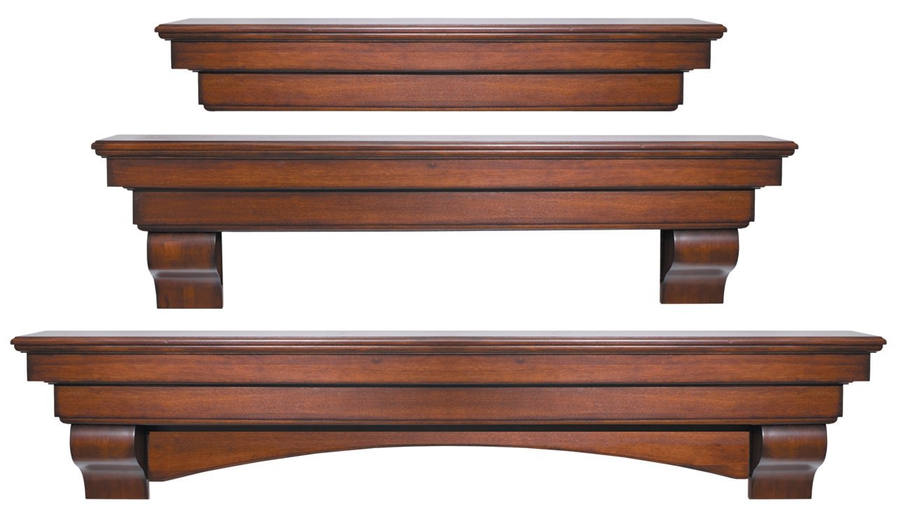 10 Best Pearl Mantels Pieces Renew The Fireplace In 2019