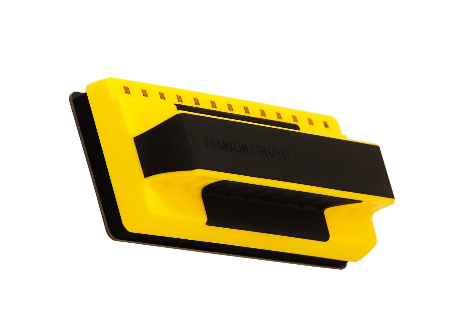 how to use a stanley magnetic stud finder