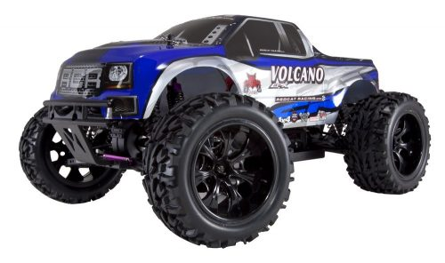 Redcat Racing Volcano EPX Electric Truck, Blue Silver, 1.10 Scale