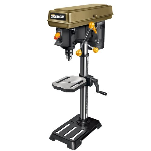 Rockwell RK7033 Shop Series Drill Press Replaces RK7032 Drill Press, 10-Inch