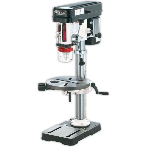 Shop Fox W1668 ¾-HP 13-Inch Bench-Top Drill Press Spindle Sander