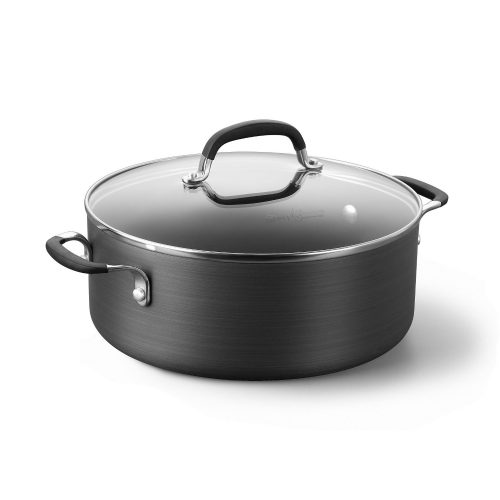 simply calphalon nonstick 5 qt chili pot