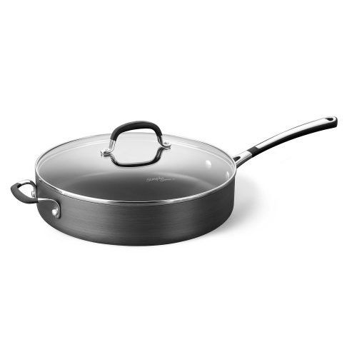Simply Calphalon Nonstick 5-qt. Sauté Pan & Cover