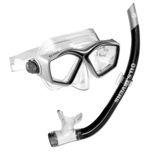 U.S. Divers Icon Mask and Airent Snorkel