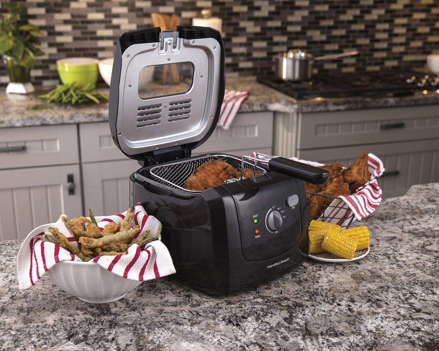 Best Deep Fryers — Top 10 Gorgeous Reviews for Your Easy Choice