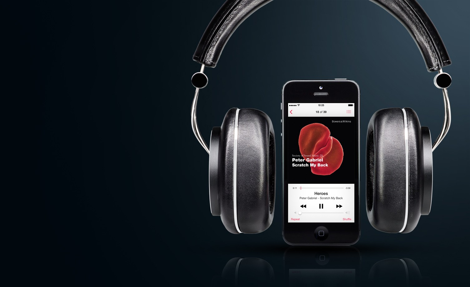 Bowers & Wilkins P7 Headphones -- The Best Review (2020)
