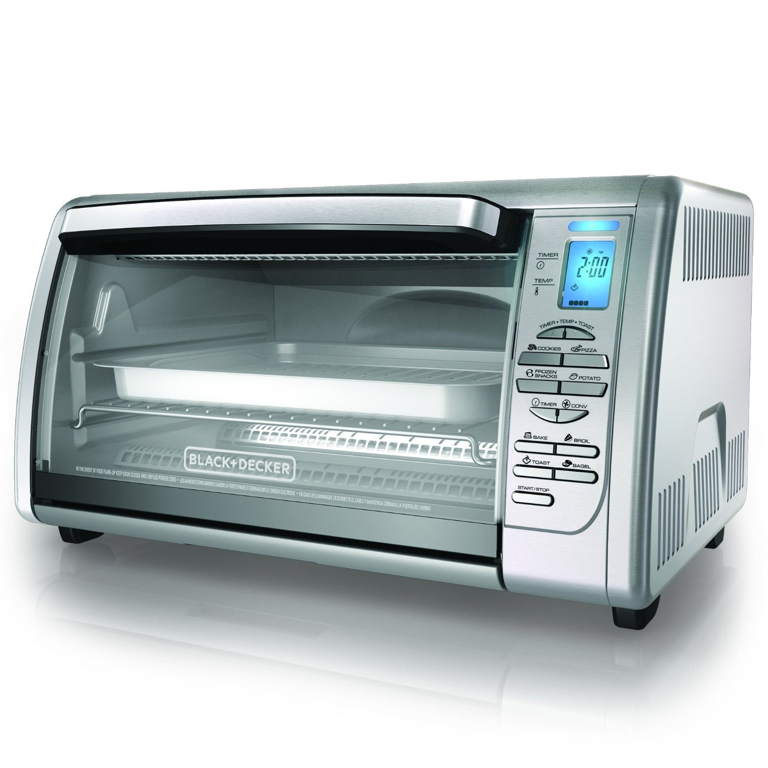 Top Countertop Convection Oven Reviews The Best of