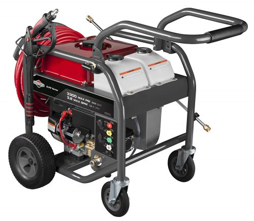 briggs-stratton-20542-elite-series-3-2-gpm-3300-psi-gas-pressure-washer-with-1150-series-ohv-250cc-engine-and-electric-key-start-engine-oil-included