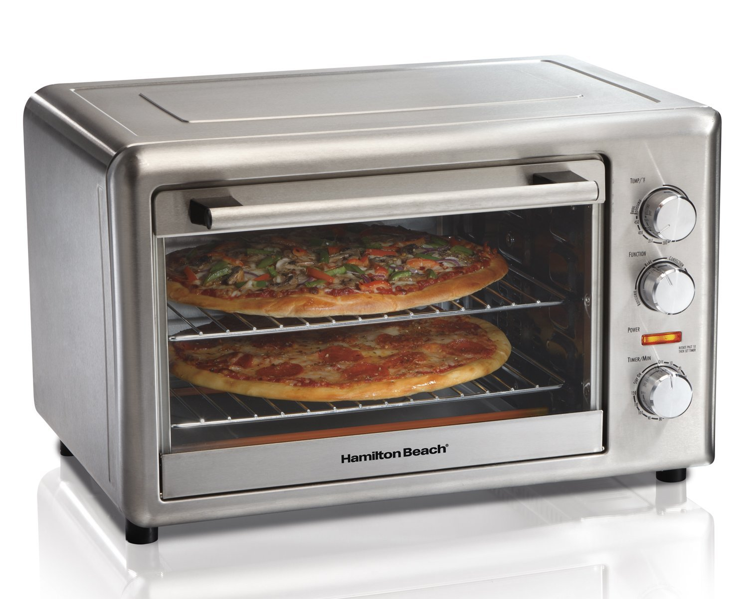 Top 10 Countertop Convection Oven Reviews The Best Of 2018