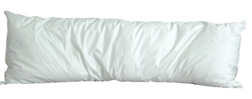white-goose-feather-down-body-pillow