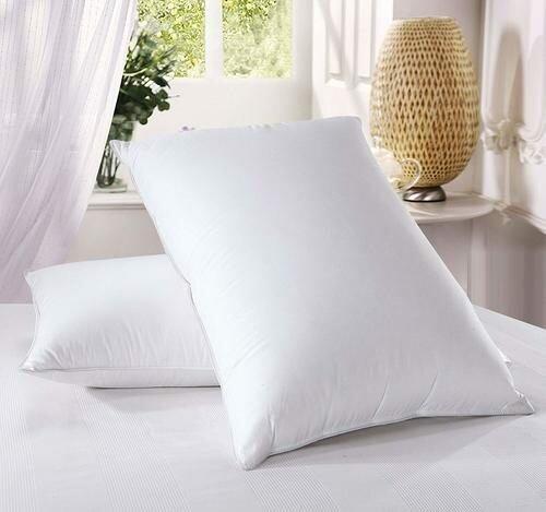 Set of 2 Goose Down Pillow