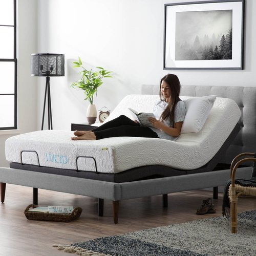 Top 10 Best Adjustable Bed Reviews — Make Your Choice in 2020